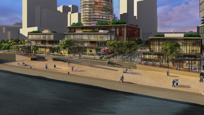 Strategic Property Partners to demolish a portion of Channelside Bay Plaza on Wednesday