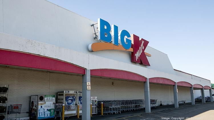 A Big Kmart Exterior