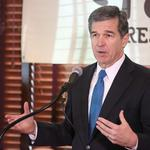 Gov. Roy Cooper on N.C. economy: 'Ready to take off'