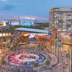 HKS to lead design of new Texas Rangers ballpark