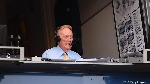 4 reasons why everyone loves Vin Scully