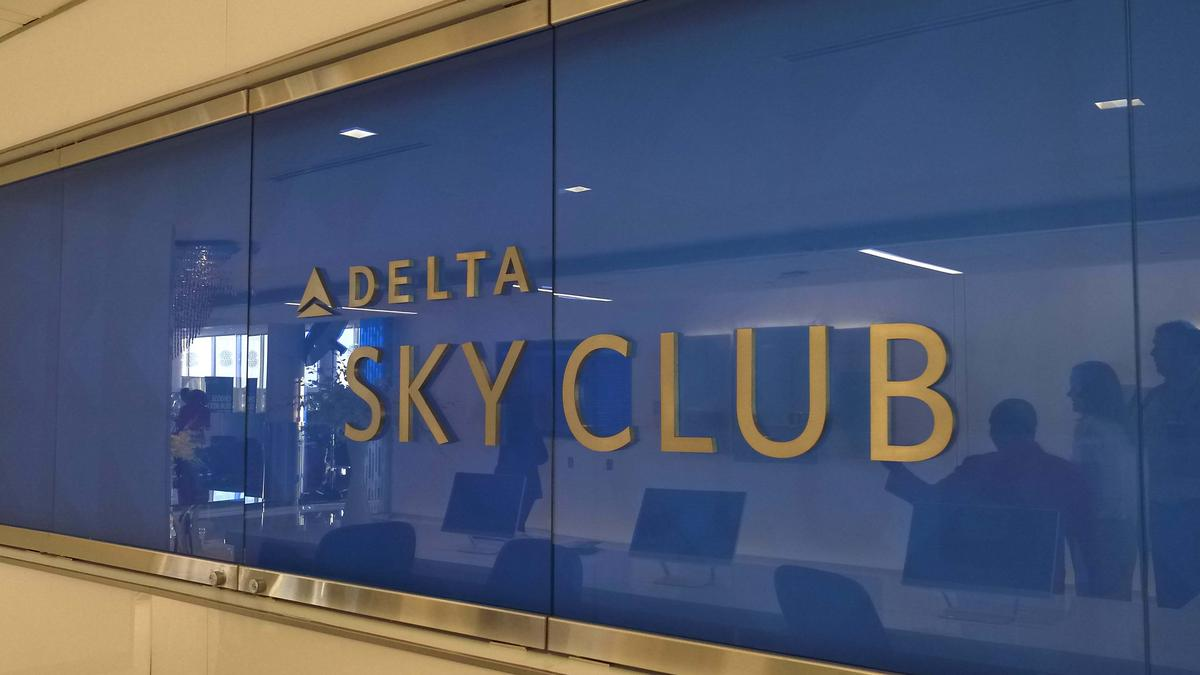 Delta Sky Club To Be Built At Austin Airport For Frequent