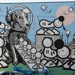 See international artists' progress on Greater Cincinnati's newest mural: PHOTOS