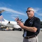 10 Minutes With... <strong>Victor</strong> <strong>White</strong>, Wichita Airport Authority