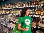 Wine, liquor purveyor inks deal with on-demand startup
