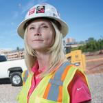 Women are making inroads in commercial real estate, yet challenges remain in construction and development