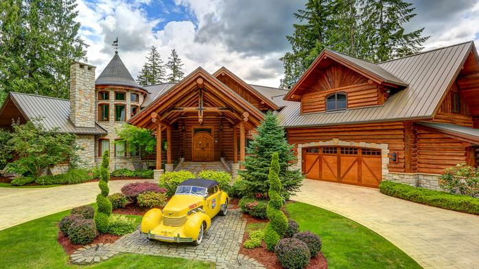 Patti Payne's Cool Pads: $3.2 million Goose Lake Lodge was a collector's dream (Photos)