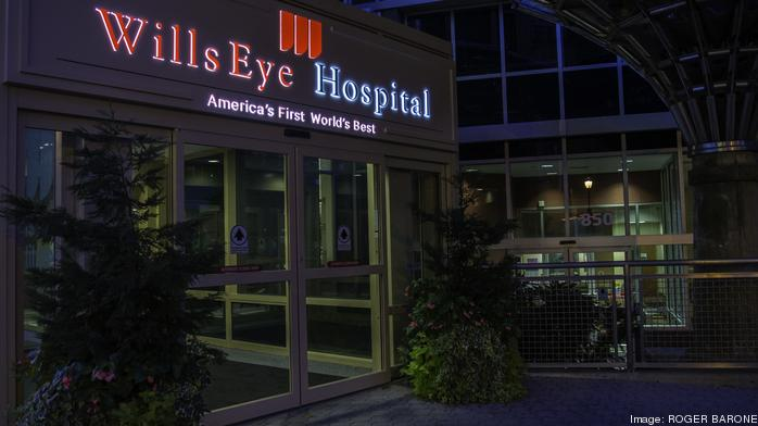 Wills Eye continues fight for hospital designation
