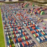 Port of Savannah expanding rail capacity to reach Midwest