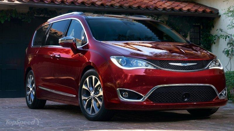 Automotive Minute 2017 Chrysler Pacifica Should Make Honda Toyota Nervous Charlotte Business Journal