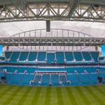 Miami Dolphins bring 29-year-old stadium into the modern age