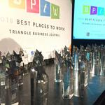 Highlights from TBJ's 2016 Best Places to Work Awards (Photos)