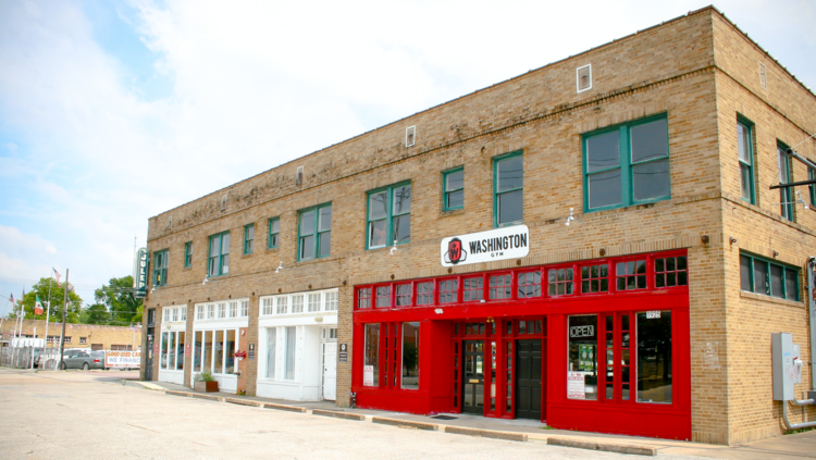 Baker Katz and Braun Enterprises purchased a historic building on Washington Avenue.