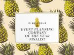 Event Planning Company of the Year Finalist