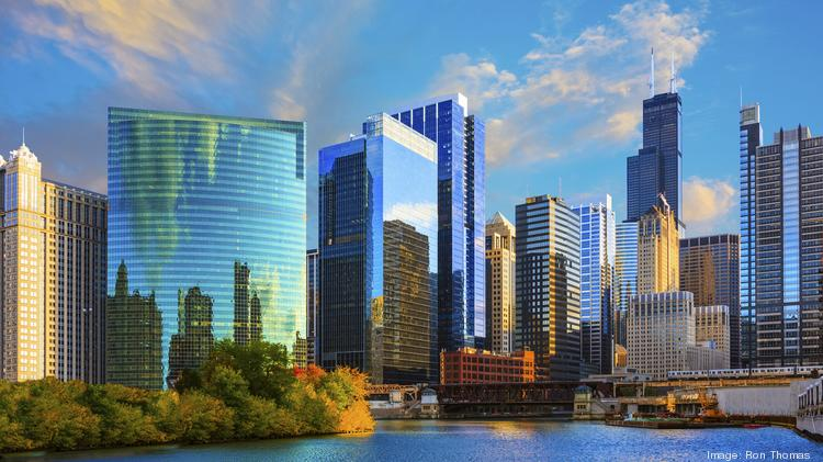 Chicago's Office Buildings Are A Major Economic Engine