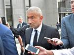 Corruption trials split for Alain Kaloyeros, seven others