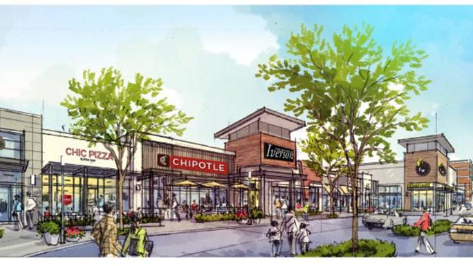 ​Iverson Mall owners plan $30M overhaul, in talks with Chipotle
