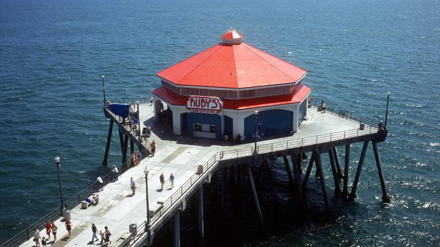 The Huntington Beach City Council Roved A Lease Extension For Ruby S With Requirement