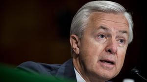 Wells Fargo CEO to forfeit $41 million in pay awards amid scandal