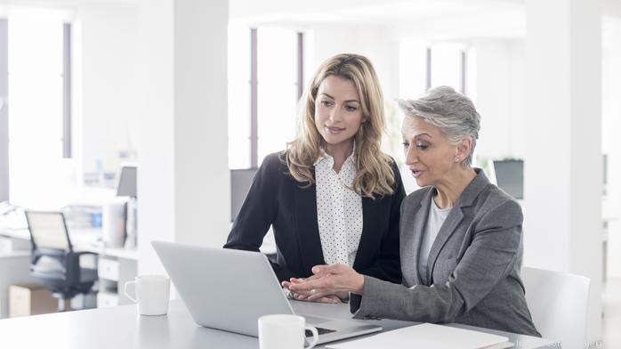 How mentors and sponsors help women succeed in business