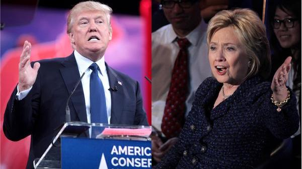 Hofstra returns to spotlight as candidates arrive for debate