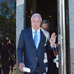Joe Nicolla's business reputation threatened by criminal charge