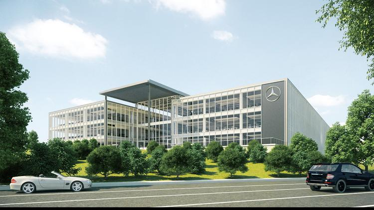 mormon temple to oppose renaming of street for mercedes benz headquarters atlanta business. Black Bedroom Furniture Sets. Home Design Ideas