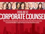 Houston, meet the best in-house counsel in town
