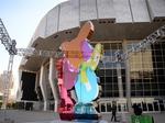 Kings unveil Golden 1 Center art pieces (Photos)