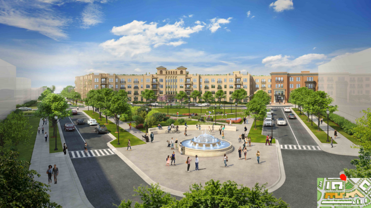 mid city s 1 700 unit brookland manor overhaul can finally move
