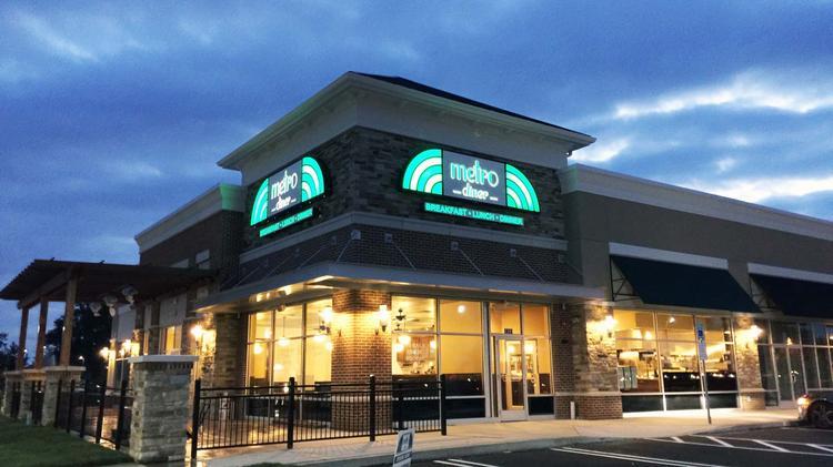 Metro Diner Jacksonville Food Network
