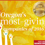 Tickets still available to the PBJ's Corporate Philanthropy Awards