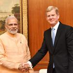 Here's why P&G's CEO just met with a world leader