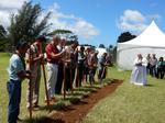 Texas developer breaks ground on long-planned Kauai shopping center