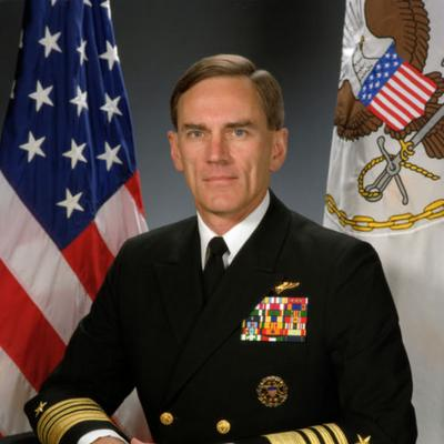 Admiral Jay L Johnson Retires From International Paper Co