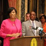 Rawlings-Blake looks forward, not back, during final days in office