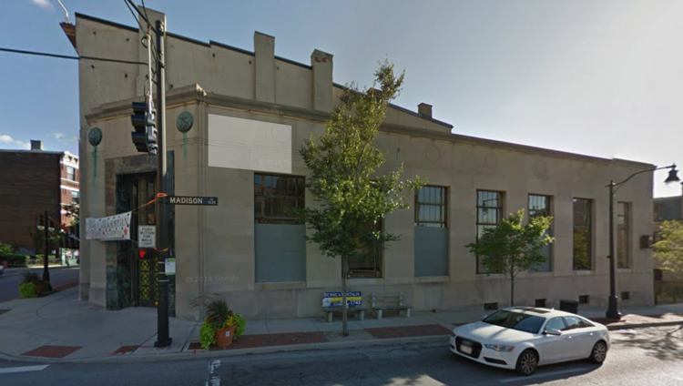 A Restaurant And Bar Are Coming To This Former Bank Building At The Corner Of Madison