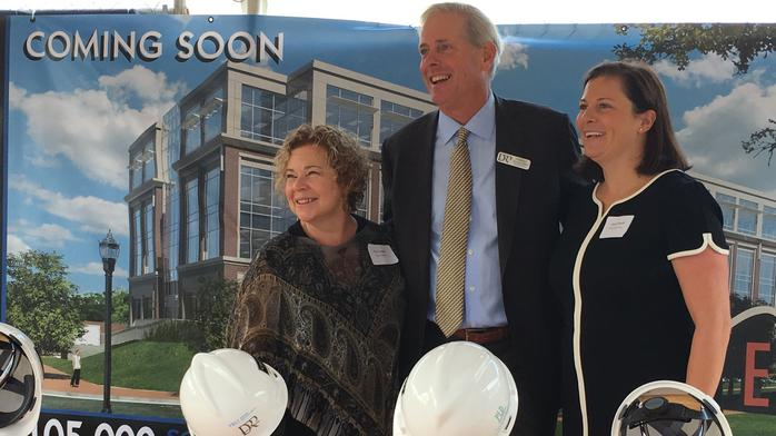 On heels of Charter Square sale, Dominion breaks ground on next big office project in Raleigh