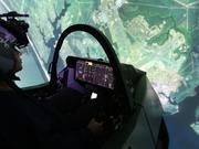 Lockheed F 35 Full Mission Simulator