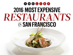 Here are San Francisco's most expensive restaurants 2016