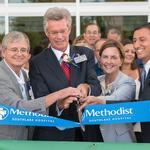 Methodist, Texas Health press restart on former Forest Park hospitals