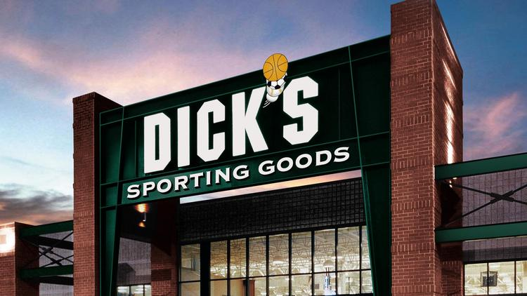 Dick's Sporting Goods focuses on South Florida, California