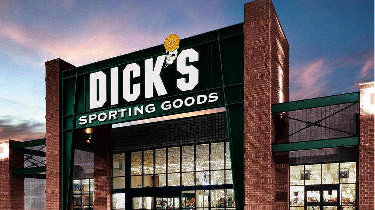 Dick's Sporting Goods<br> Proposed space: 50,000 square feet