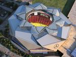 Roof of Mercedes-Benz Stadium entering 'final stage of completion'