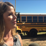 <strong>Jenna</strong> <strong>Bush</strong> <strong>Hager</strong> puts propane buses in the spotlight during San Antonio visit (video/slideshow)