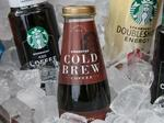 Starbucks gets competition from McDonald's for bottled coffees