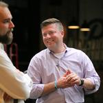 The guy everyone wants to talk to: Meet Columbus' small-business concierge