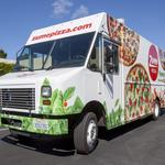 Pizza, Silicon Valley-style — prepared by robots and cooked on delivery trucks