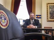 Senate President Kevin Grantham