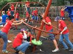 Target will build 175 playgrounds with new philanthropy focus